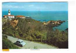 Espagne Fuenterrabia Faro Y Cabo Higuer Phare Et Cap Cachet 1969 - Guipúzcoa (San Sebastián)