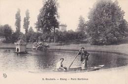 Roubaix, Le Parc Barbieux, Etang (pk47692) - Roubaix