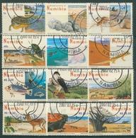 Namibia 2007 Biologischer Reichtum Pflanzen Tiere 1213/24 Gestempelt - Namibia (1990- ...)