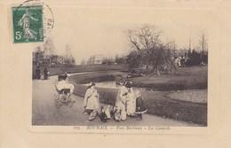 Roubaix, Le Parc Barbieux, Les Canards (pk47693) - Roubaix