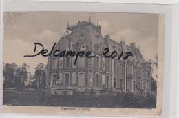 80 SOMME  GOYENCOURT ROYE  CARTE PHOTO  ALLEMANDE - Autres Communes