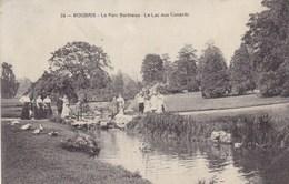 Roubaix, Le Parc Barbieux, Le Lac Aux Canards (pk47695) - Roubaix