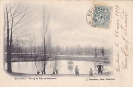 Roubaix, Le Parc Barbieux, Etang (pk47696) - Roubaix