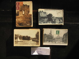 CPA - Carte Postale - Lot De 100 Cartes Postales De France - ( Lot 19 ) - Cartes Postales
