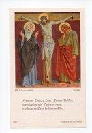 Image Pieuse: Heiligkreuz Busendorf, Gebet Zum Hl. Kreuze Im Kriege, 1940, Ph. Schumacher (18-1884) - Devotion Images