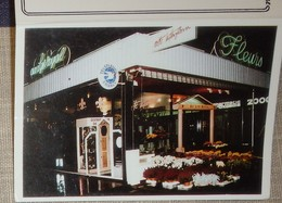 Petit Calendrier De Poche 1993 Fleuriste Caen Lys Royal - Calendars