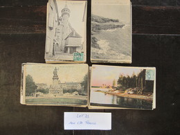 CPA - Carte Postale - Lot De 100 Cartes Postales De France - ( Lot 23 ) - 100 - 499 Cartes