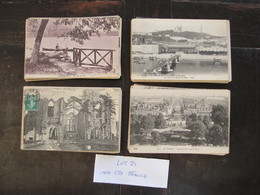 CPA - Carte Postale - Lot De 100 Cartes Postales De France - ( Lot 24 ) - Cartes Postales