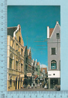 Curacao N.A.  - Animated Heerenstraat - Postcard Carte Postale - Curaçao