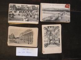 CPA - Carte Postale - Lot De 100 Cartes Postales De France - ( Lot 25 ) - Cartes Postales
