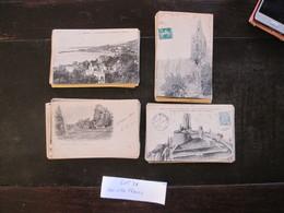 CPA - Carte Postale - Lot De 100 Cartes Postales De France - ( Lot 26 ) - Cartes Postales