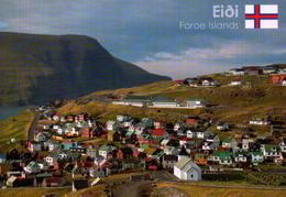 FAROE  ISLAND, EIOI,  VISTA PARCIAL  [46423] - Faroe Islands