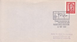 1904, OCUPACION DE ORCADAS DEL SUR. OBLIT BUENOS AIRES 1969. ARGENTINA.- BLEUP - Argentina
