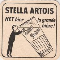 Viltje  Stella  Artois - Beer Mats