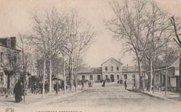 Riom.  -La Gare.--belles Animations - Other Municipalities