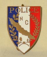 Insigne De Police Nouvelle Caledonie - Police