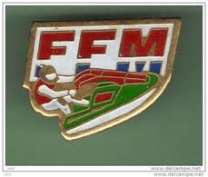 FFM *** Fédération Française Motonautique N°2 *** 0028 - Judo