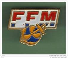 FFM *** Fédération Française Motonautique N°1 *** 0028 - Judo