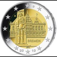 Germany 2010-Bremen-A  UNC - Allemagne