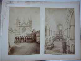 Vieilles Photos Tournai 1895 - Old (before 1900)
