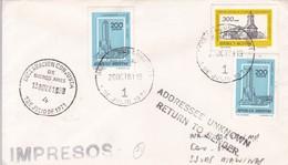 DECLARACION CONJUNTA DE BUENOS AIRES DE 1971. OBLIT BUENOS AIRES 1981. ARGENTINA- BLEUP - Argentina
