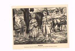 """Carte Postale Commémorative Exposition Philatélique """"Poste Aérienne"""".Manon. - 1927-1959 Briefe & Dokumente"""