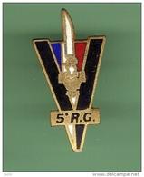 MILITAIRE *** 5e RG *** 5e Régiment Du Génie *** 0030 - Army