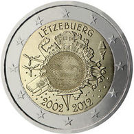 Luxembourg  2012-TYE  UNC - Luxembourg