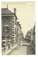 CALVADOS 14 LION SUR MER Rue Des Bains - France