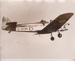 MILES MAGISTER   22 * 17 CM Aviation, AIRPLAIN, AVION AIRCRAFT - Aviación