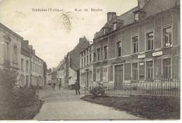 Fontaine L'eveque Rue De Binche Bureau Des Postes - Fontaine-l'Evêque