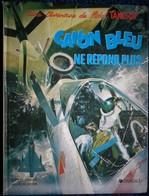 Charlier / Uderzo - Tanguy Et Laverdure N° 6 - Canon Bleu Ne Répond Plus - Dargaud - ( 1985 ) . - Tanguy Et Laverdure