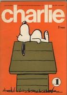 Charlie Mensuel N° 1 - Magazines