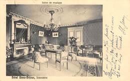 CPA  Suisse - LAUSANNE,  Hotel Beau-Séjour, Salon De Musique, 1911 - VD Vaud