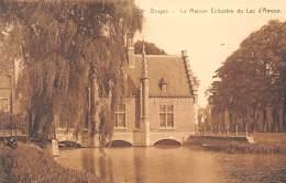 BRUGES - La Maison Eclusière Du Lac D'Amour - Brugge