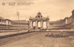 BRUXELLES - Arcade Du Cinquantenaire - Monumenten, Gebouwen