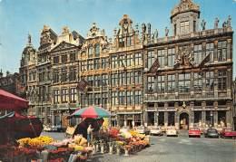 CPM - BRUXELLES - Grand'Place, Roi D'Espagne, La Brouette, Le Sac - Marktpleinen, Pleinen