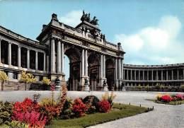 CPM - BRUXELLES - L'Arcade Du Palais Du Cinquantenaire - Monumenten, Gebouwen