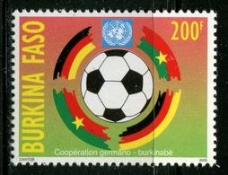 A 2006 BURKINA FASO: Cooperación Con Alemania - Burkina Faso (1984-...)