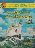 L'aventure De L'équipe Cousteau En Bande Dessiné - N°6 - Le Mystére De L'atlandide - 1 - Le Trésor De Pergame - Unclassified