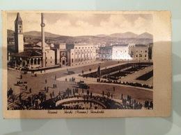 16TO ) Cartolina Di Tirana - Albania