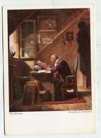 PAINTING - AK 326237 Carl Spitzweg - Der Gefiederte Störenfried - Malerei & Gemälde