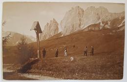 RESTAURANT LAGO SCIN Presso CORTINA D'AMPEZZO Tirolo Monte Pomagagnon  Epoca Nv - Belluno