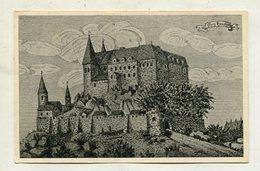 PAINTING / ART - AK 326253 Burg Hohenstein - Pittura & Quadri