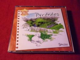 SELECTION DU READER'S DIGEST  °°  67 CHANSONS  MUSIQUE DE NOS REGIONS  PYRENEES  3 CD - Music & Instruments