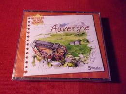 SELECTION DU READER'S DIGEST  °°  61 CHANSONS  MUSIQUE DE NOS REGIONS  AUVERGNE  3 CD  NEUF SOUS CELOPHANE - Music & Instruments