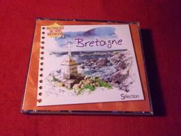 SELECTION DU READER'S DIGEST  °°  68 CHANSONS  MUSIQUE DE NOS REGIONS  BRETAGNE   3 CD - Music & Instruments