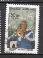 Madagascar, Malagasy, Flute, Flutiste, Musique, Music - Muziek