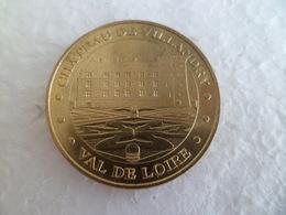 Monnaie De Paris 2017 Chateau De VILLANDRY Val De Loire - Monnaie De Paris