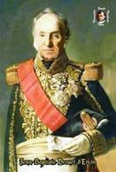 Carte Postale, Célébrités, Napoleon, French Commanders Of Napoleonic Wars, Jean-Baptiste Drouet D'Erlon 3 - Politieke En Militaire Mannen